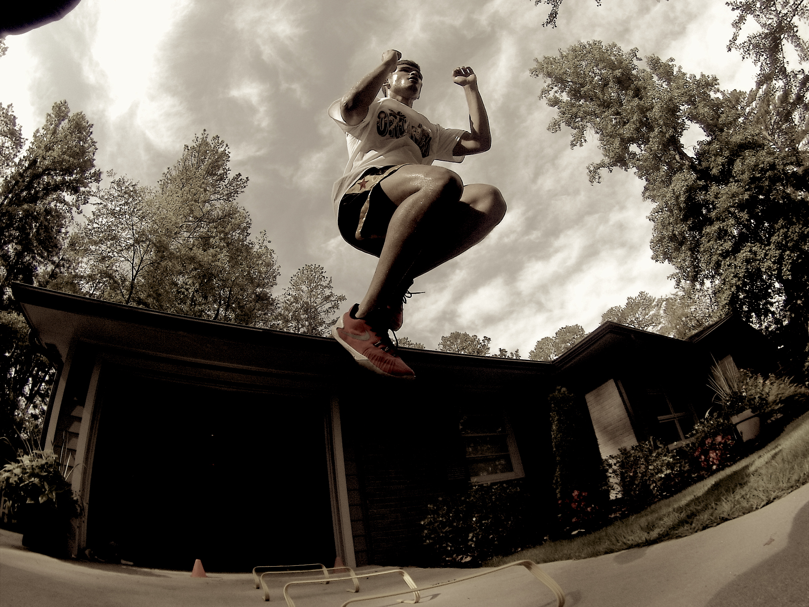 Plyometrics And Strength For MMA And Fitness