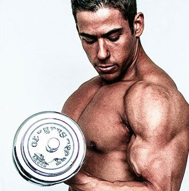 Interview With Bodybuilder Adam Foster