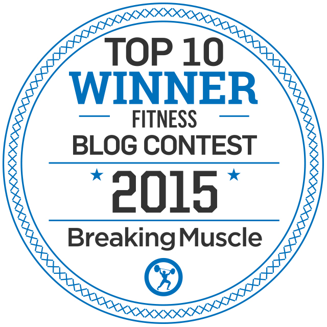 BRF Made The Top 10 Fitness Blogs On The Internet