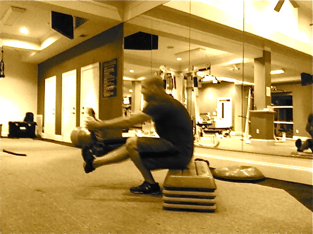 Single Limb Training: Moving With Fluidity And Symmetry