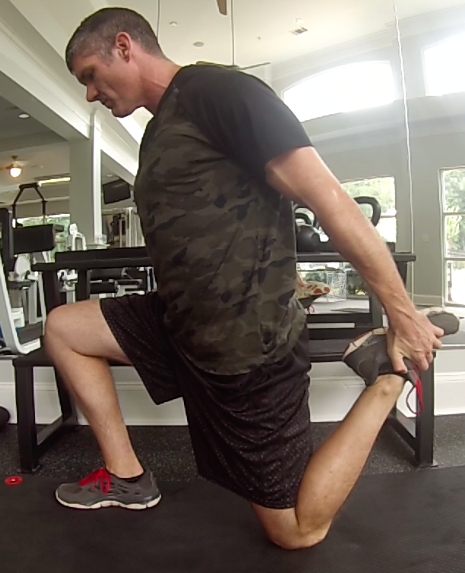4 Point Hip Stretch Series: Squat Prep Your Hips