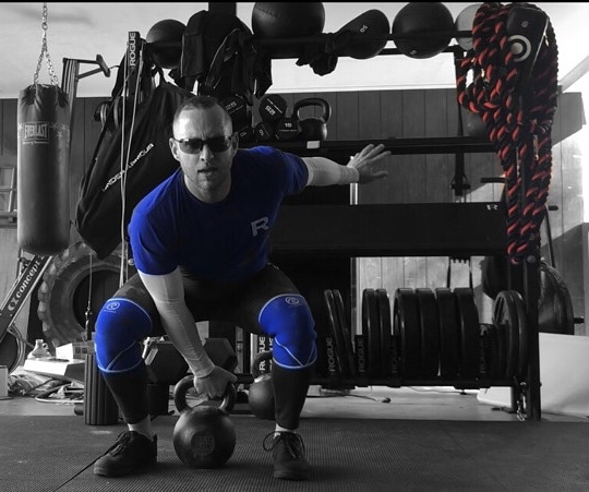 5 Kettlebell Exercises For MMA Fitness